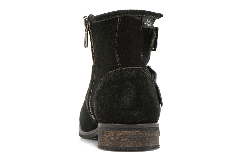 Bottines et boots Initiale Paris Dollis Noir vue droite