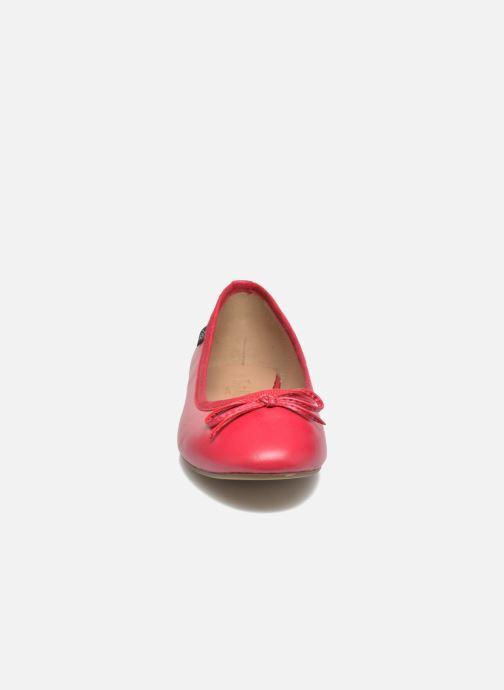 Ballerines Initiale Paris Sean Rose vue portées chaussures