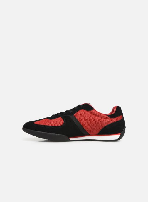 Trainers Polo Ralph Lauren Jacory Red front view