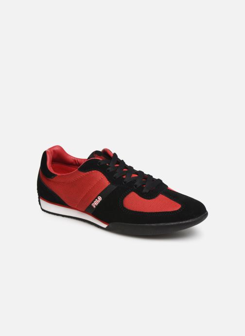 Trainers Polo Ralph Lauren Jacory Red detailed view/ Pair view