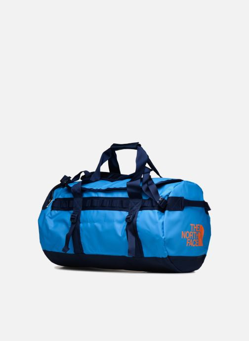 Sporttassen The North Face BASE CAMP DUFFEL M Blauw model