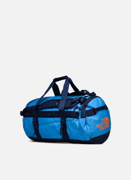Sporttassen The North Face BASE CAMP DUFFEL M Blauw rechts
