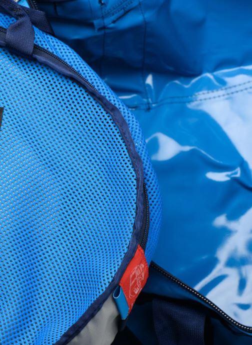 Sporttassen The North Face BASE CAMP DUFFEL M Blauw achterkant