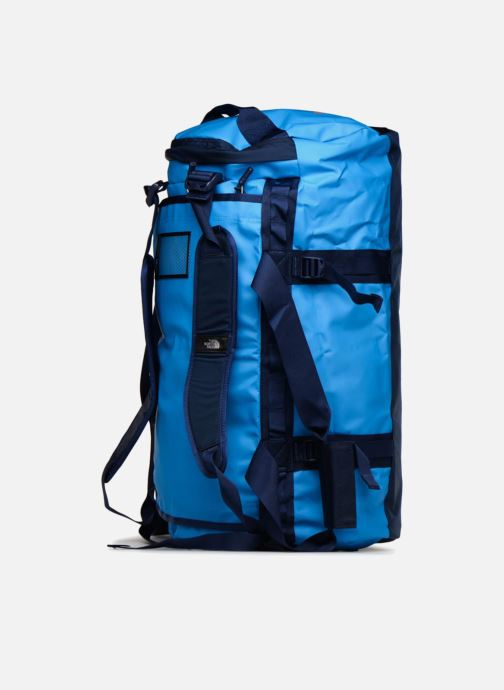 Sporttassen The North Face BASE CAMP DUFFEL M Blauw links