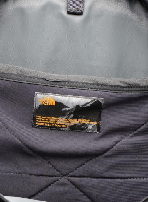 Rucksacks The North Face Borealis Black back view