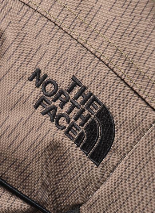 Sacs à dos The North Face Borealis Vert vue gauche
