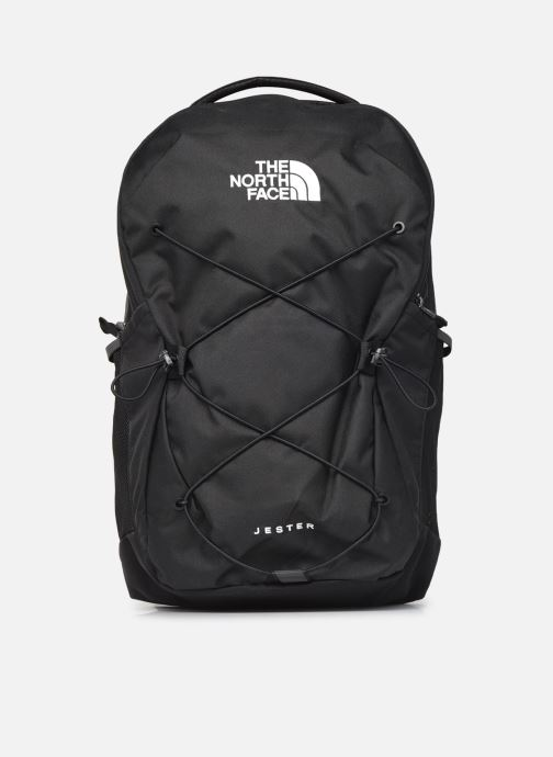 Rucksacks The North Face Jester Black detailed view/ Pair view