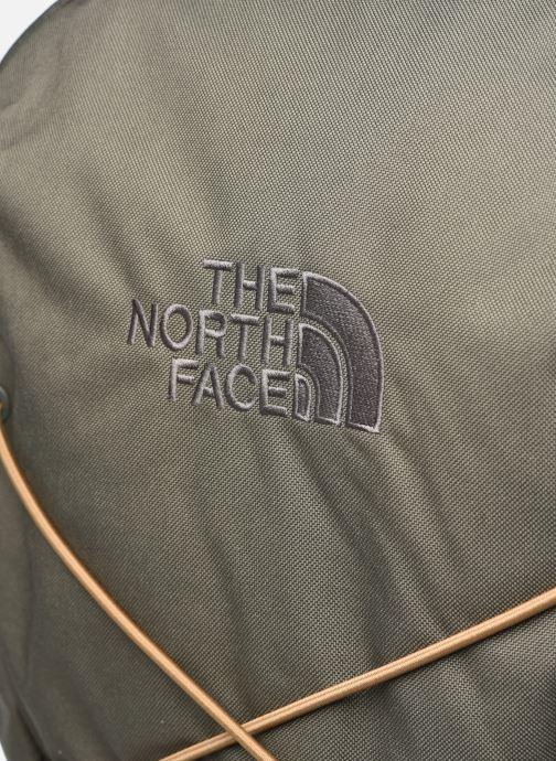 Mochilas The North Face Jester Marrón vista lateral izquierda