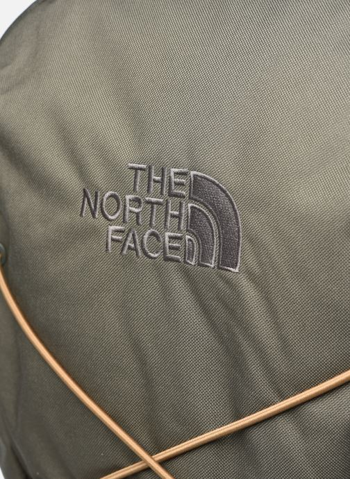 Rucksäcke The North Face Jester braun ansicht von links