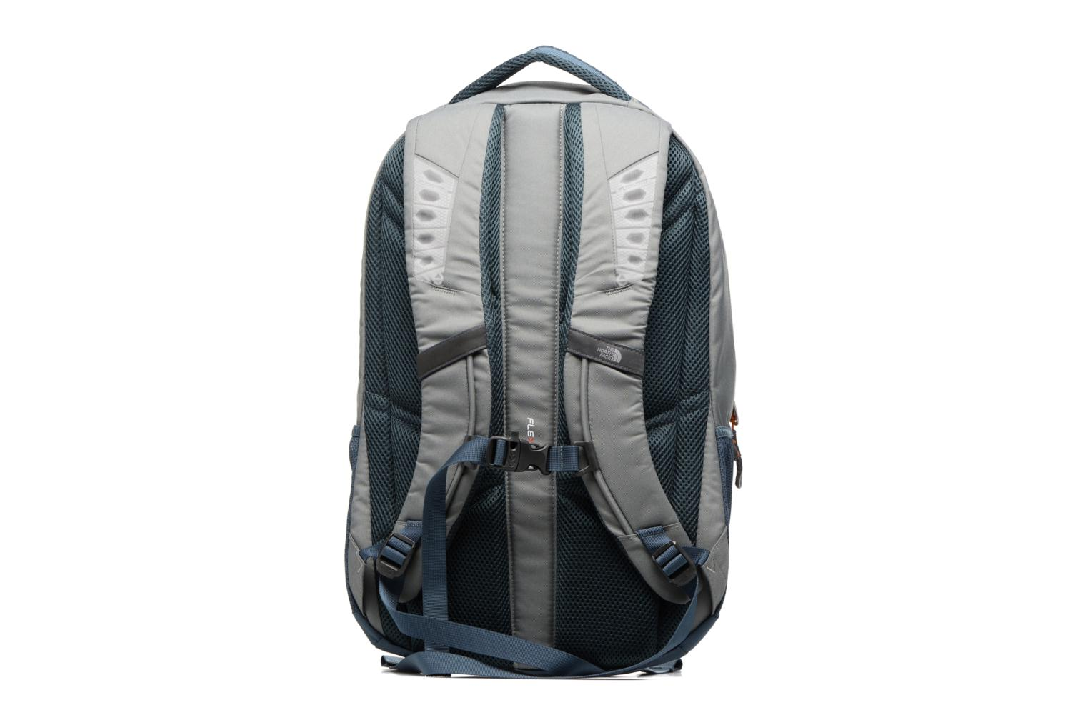 Zaini The North Face Jester Grigio immagine frontale