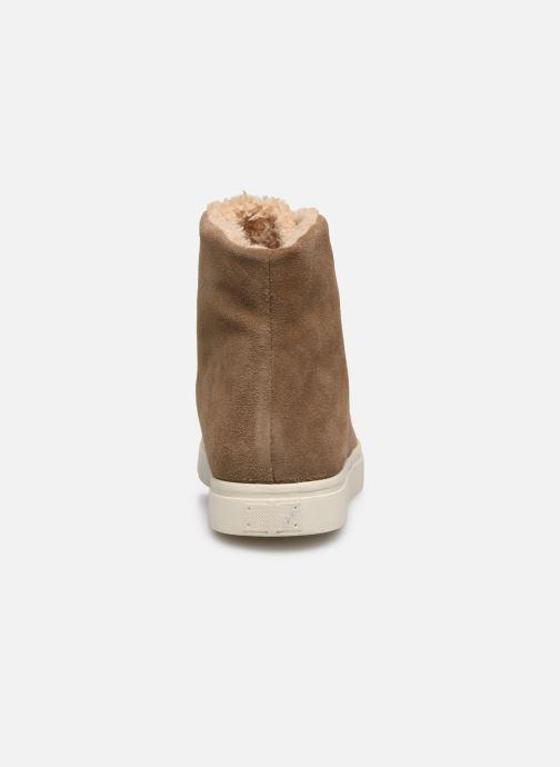 Sneakers Roadsign Figuier Beige immagine destra