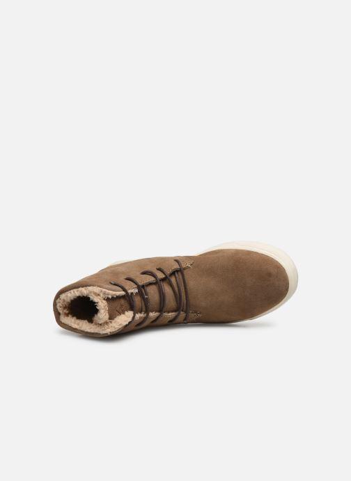 Sneakers Roadsign Figuier Beige immagine sinistra