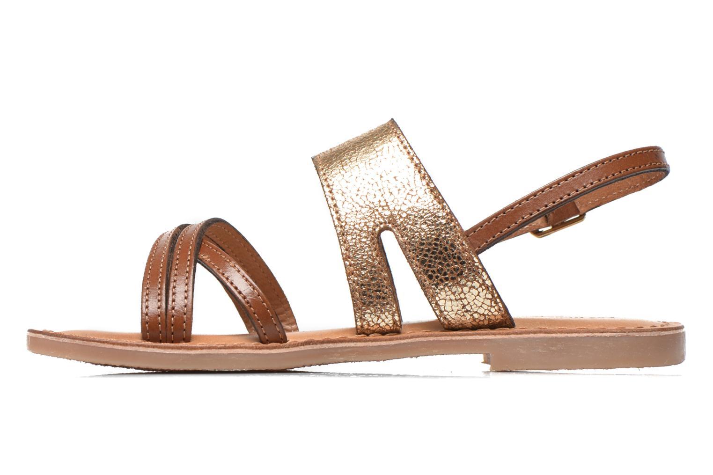 Sandali e scarpe aperte Les Tropéziennes par M Belarbi Becot Marrone immagine frontale
