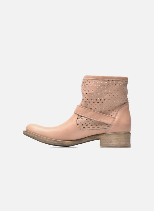 Ankle boots Sweet Lemon L.5 Ebolo Pink front view