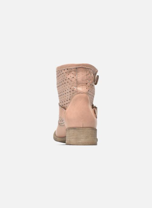 Ankle boots Sweet Lemon L.5 Ebolo Pink view from the right
