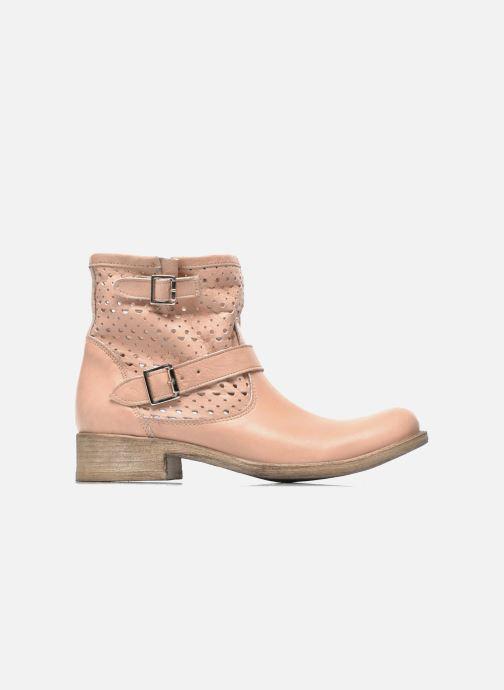 Ankle boots Sweet Lemon L.5 Ebolo Pink back view