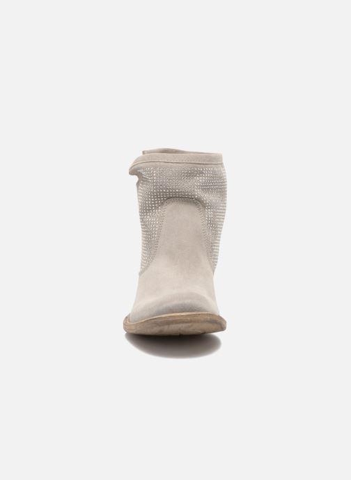 Stiefeletten & Boots Sweet Lemon L.5.Ekoli grau schuhe getragen