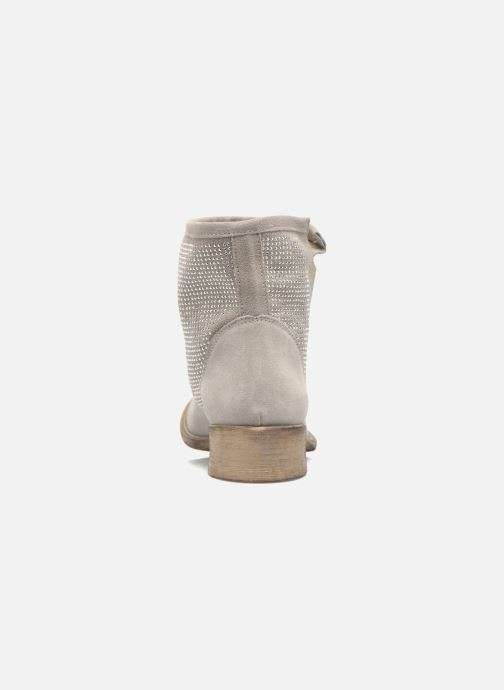 Sweet Lemon L.5.Ekoli (Gris) - Bottines et boots chez  (253011)