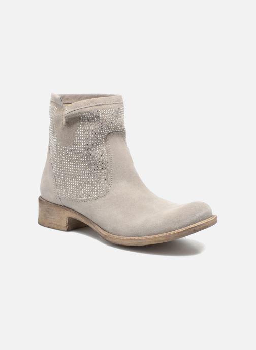 Bottines et boots Sweet Lemon L.5.Ekoli Gris vue détail/paire