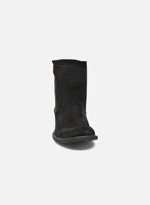 Bottines et boots Sweet Lemon L.5.Ekoli Noir vue portées chaussures