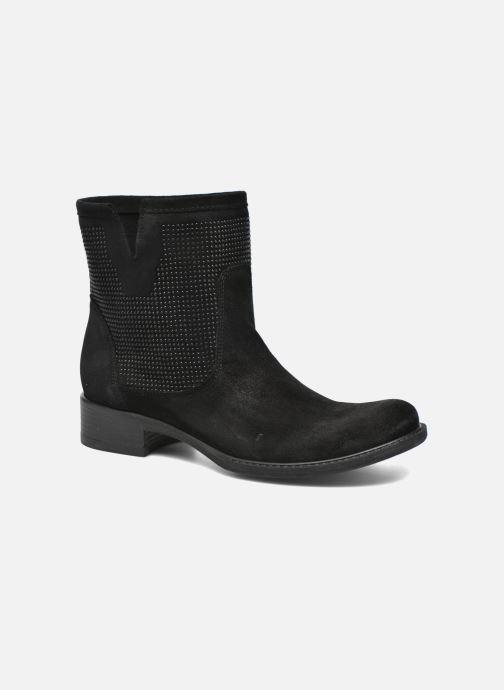 Bottines et boots Sweet Lemon L.5.Ekoli Noir vue détail/paire