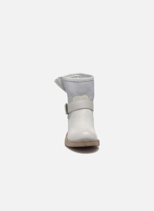 Stiefeletten & Boots Sweet Lemon L.5 Ejode grau schuhe getragen