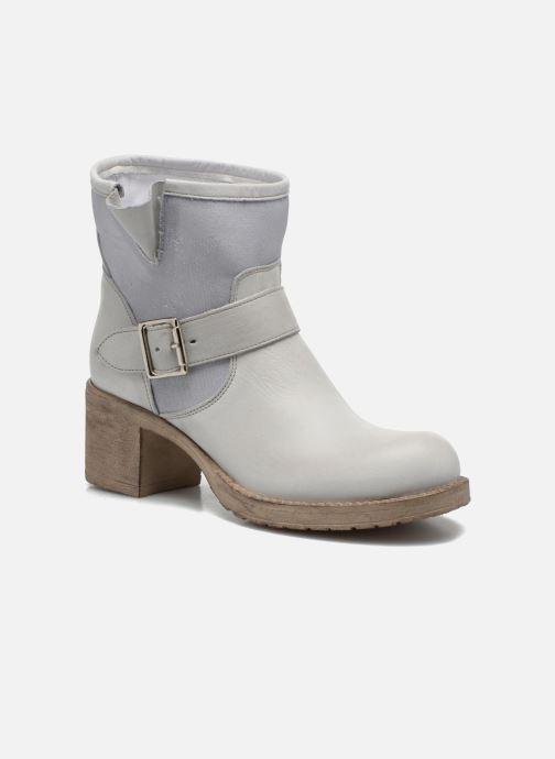 Bottines et boots Sweet Lemon L.5 Ejode Gris vue détail/paire