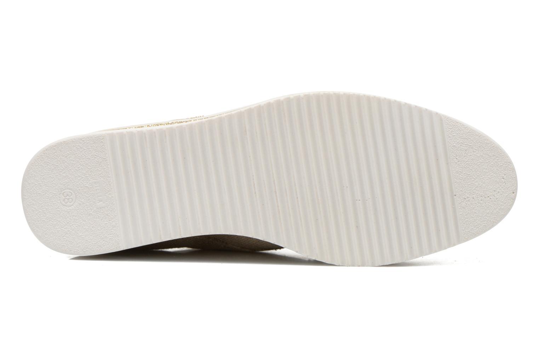 Chaussures à lacets Sweet Lemon L.12 Bahira Or et bronze vue haut