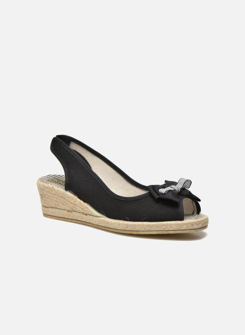 Sandales et nu-pieds Rondinaud Briance Noir vue détail/paire