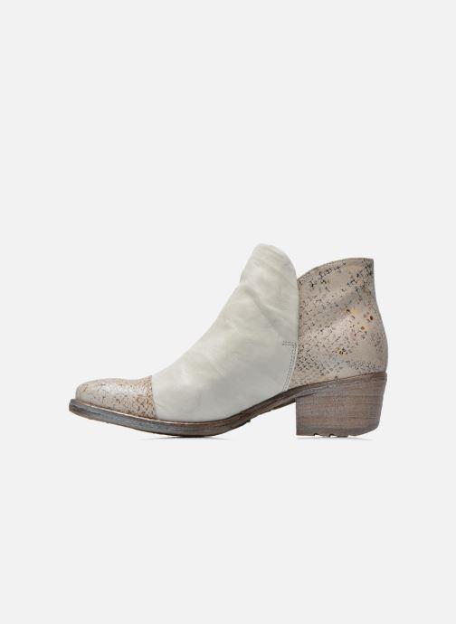 Bottines et boots Khrio Cucuta Beige vue face