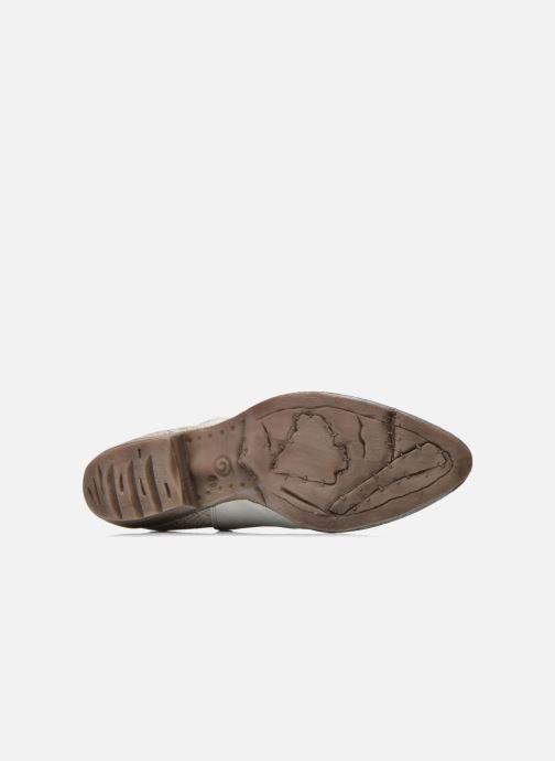Bottines et boots Khrio Cucuta Beige vue haut