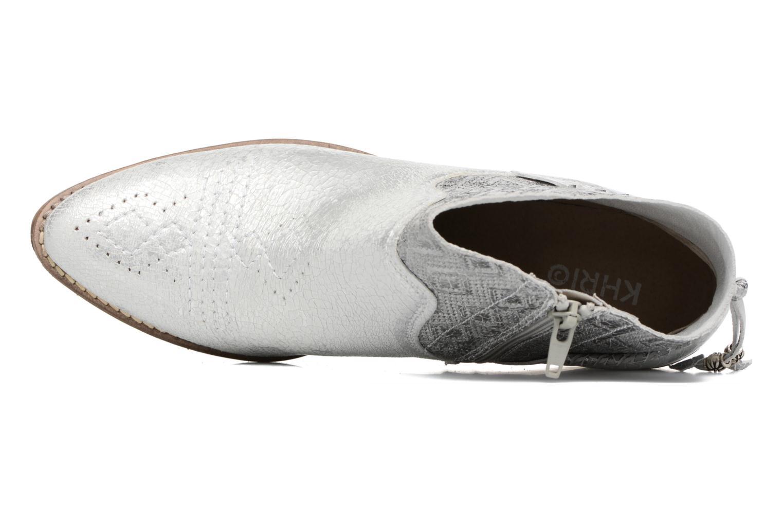 Bottines et boots Khrio Pasto Beige vue gauche