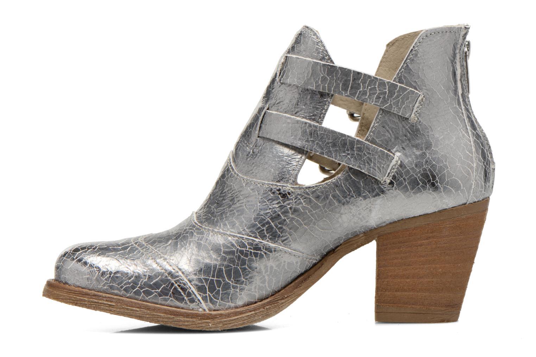 Boots en enkellaarsjes Khrio Yopal Zilver voorkant