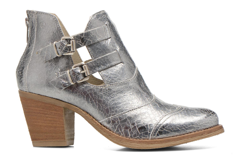 Boots en enkellaarsjes Khrio Yopal Zilver achterkant