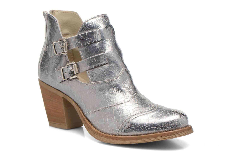 Boots en enkellaarsjes Khrio Yopal Zilver detail