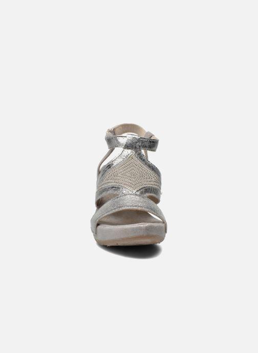 Sandals Khrio Monteria Silver model view