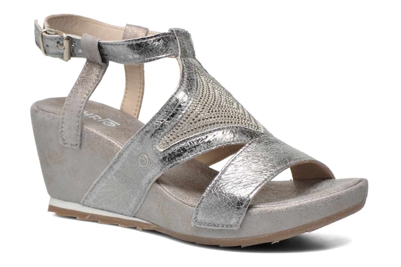 Sandali e scarpe aperte Khrio Monteria Argento vedi dettaglio/paio