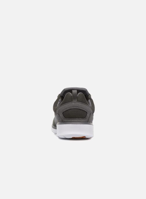 Sneakers DC Shoes Heathrow Grijs rechts
