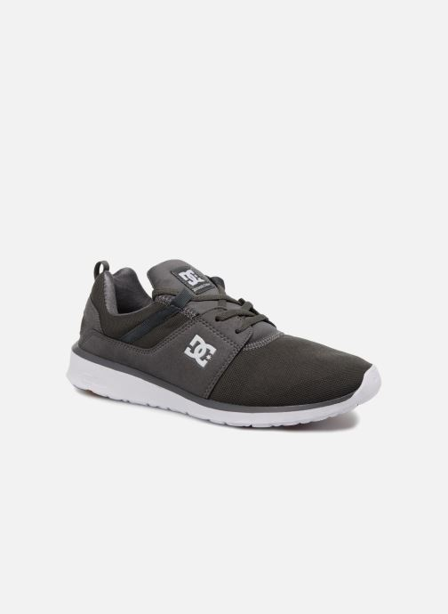 Sneakers DC Shoes Heathrow Grijs detail