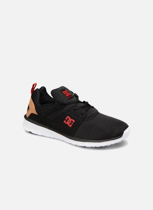0a696fc78fd DC Shoes Heathrow (Noir) - Baskets chez Sarenza (332434)