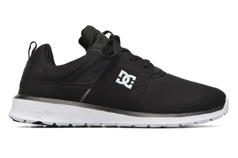 Sneakers DC Shoes Heathrow Zwart achterkant