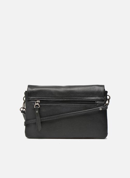 Handbags Sabrina Marine Black front view