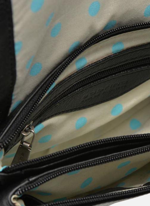 Handbags Sabrina Marine Black back view