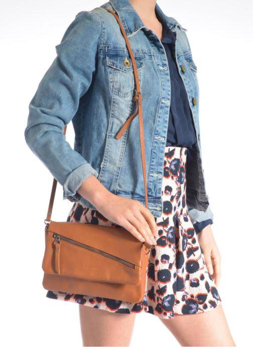 Handbags Sabrina Marine Black view from underneath / model view