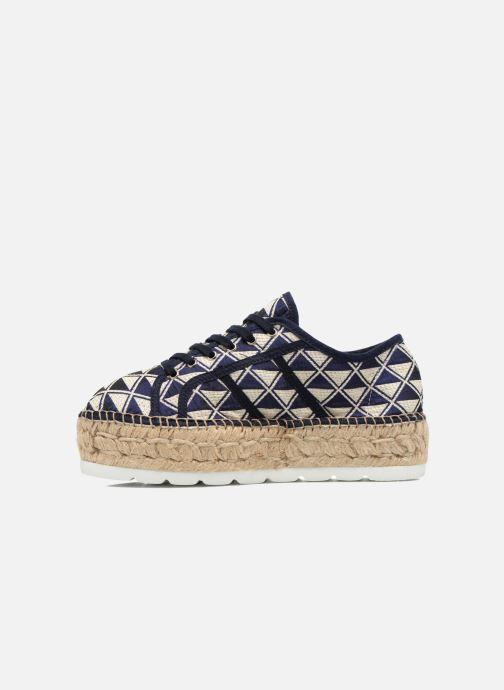 Sneaker Victoria Basket Geometrico Platafor mehrfarbig ansicht von vorne