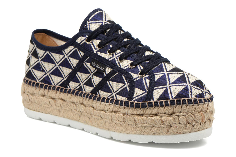 Nuevo zapatos Victoria Basket Geometrico Platafor (Multicolor) cómodo - Deportivas en Más cómodo (Multicolor) 3d8053