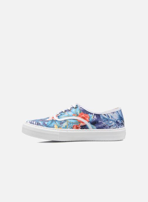 Sneakers Victoria Ingles Flores Y Corazones Multi se forfra