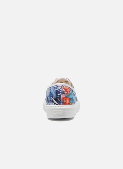 Sneakers Victoria Ingles Flores Y Corazones Multi Se fra højre