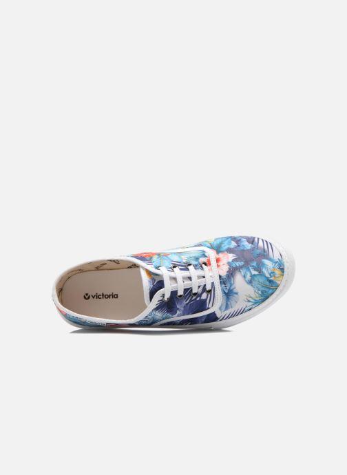 Sneakers Victoria Ingles Flores Y Corazones Multi se fra venstre