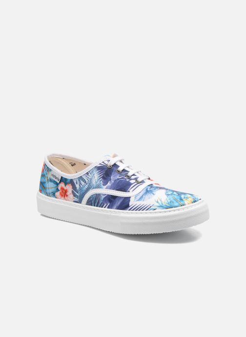 Sneakers Victoria Ingles Flores Y Corazones Multi detaljeret billede af skoene